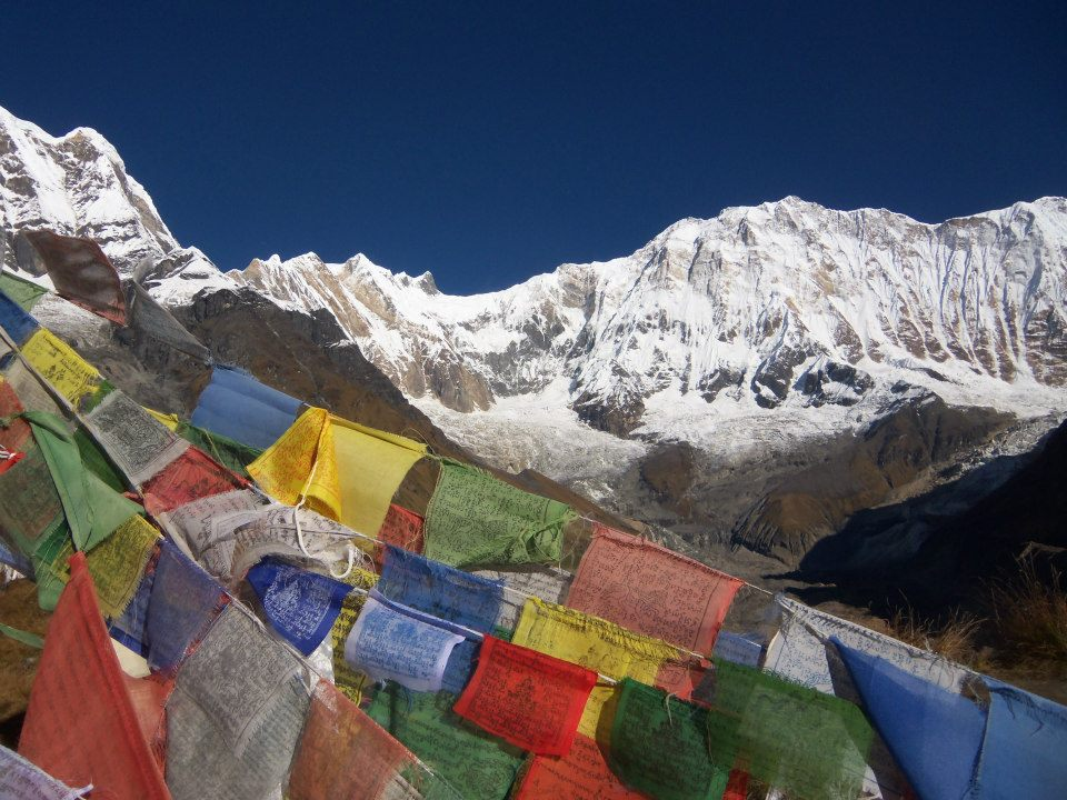 annapurna base camp 1