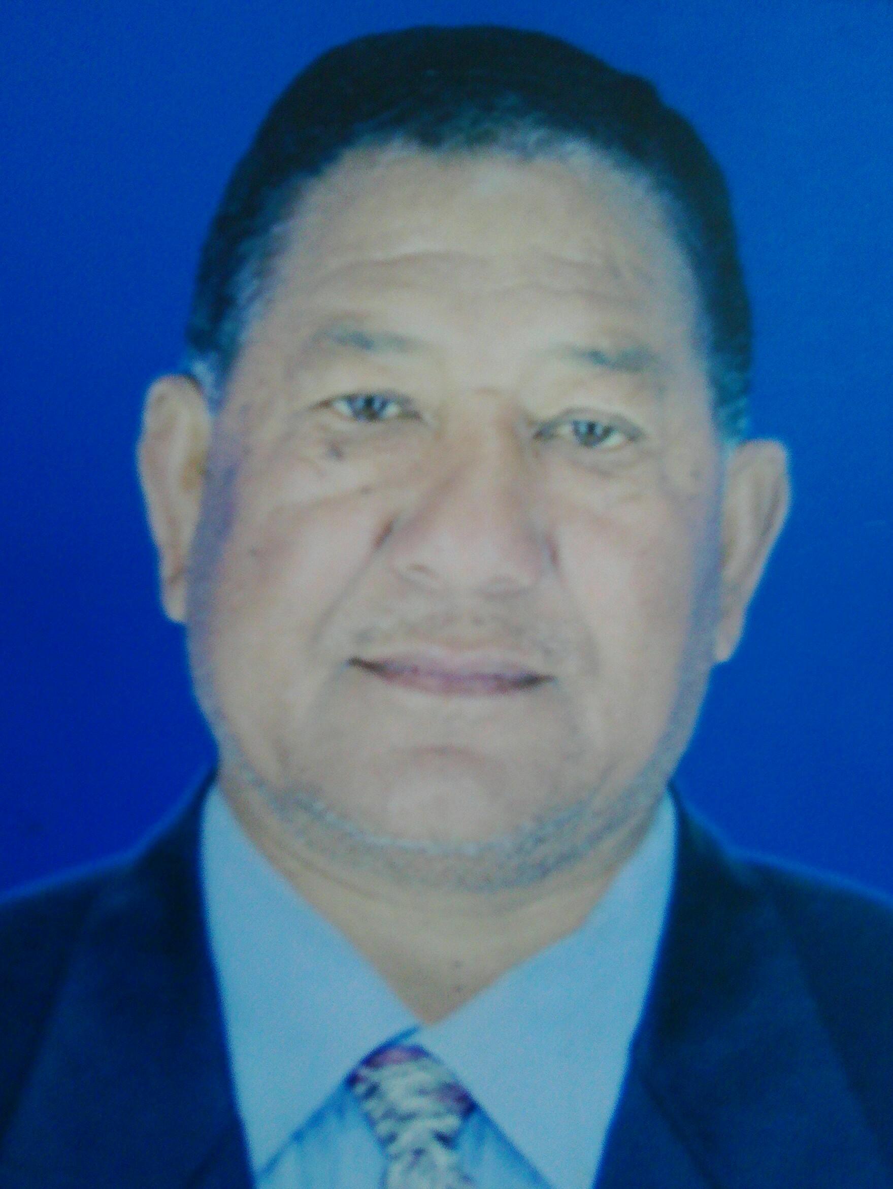 3. Ram Bahadur Shrestha-1st Vice President